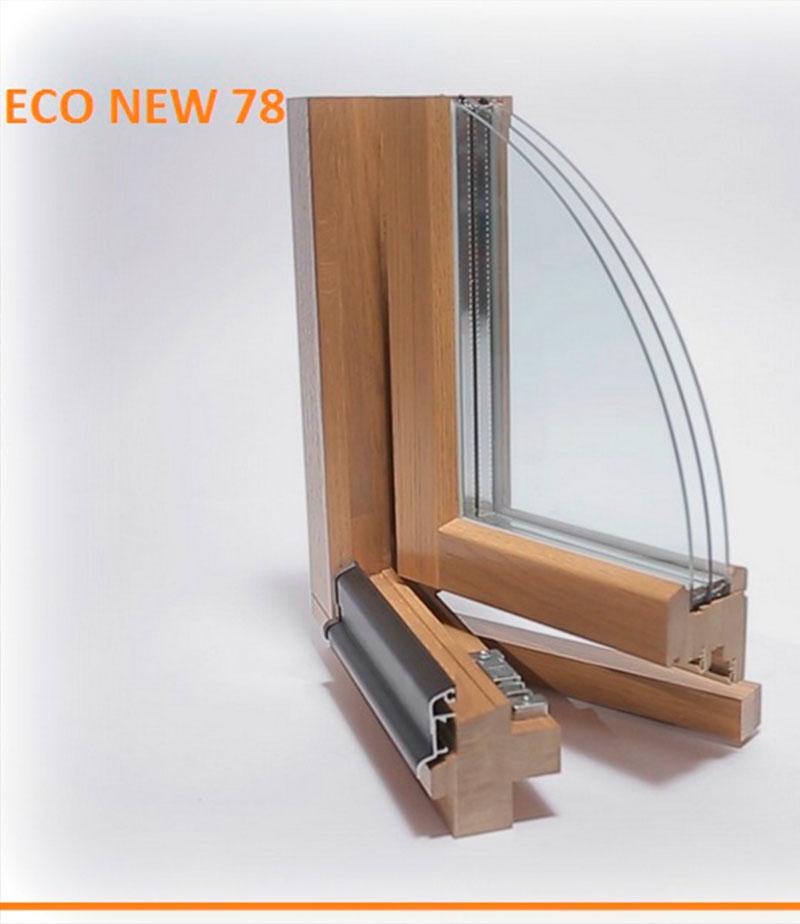 Современные деревянные окна от производителя